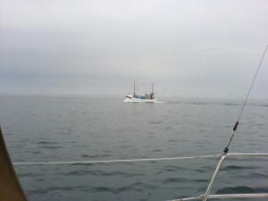 Fischkutter - wir wollen frische Fischbrötchen!